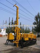 Móvil de agua de perforación de pozos rig& de perforación de la máquina( kxl500 305m)