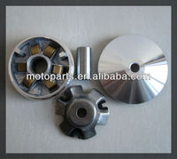 scooter cvt clutch, 125cc gy6 clutch ,painted scooters zongshen atv parts scooter spare part