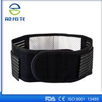 Hot advanced weight loss medical Nano tourmaline waist training corsets/copper fit back pro belt for Injury Pain