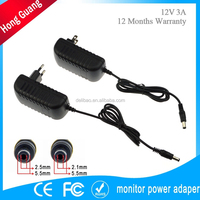 110v 60hz ac 12v dc power adapter for router