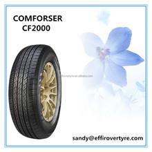 Small MOQ Car Tyre 205/65R16