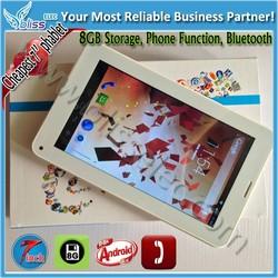 Best seller 7 inch 2g bluetooth drivers for allwinner a23 tablet pc