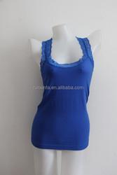 Ladies crochet vest tank tops and blouses 2015