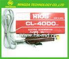 2014 alta qualidade, precisão chave de fenda, alimentação automática de fenda, torque ajustável chave de fenda elétrica