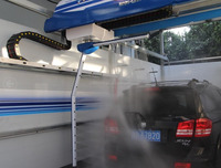 Touchless Washing Car Self Service