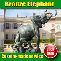 High Quality Elephant Statue garden made in China