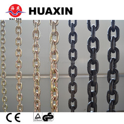 G80 13mm full automatic machinery industrial lifting load link chain for chain block lifting