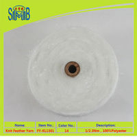china yarn manufacturer discount sell polyester lurex knitting yarn in stock