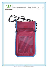 Popular Waterproof Mobile Phone Pouch For Swimming