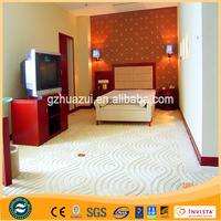 Hand Tufted Wool Carpet For Residential House Room