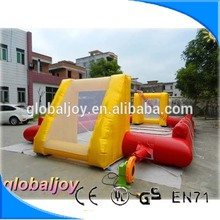 Inflatable soccer field/customized inflatable soccer pitch