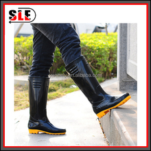 cook man tall canister boots Beef tendon bottom boots waterproof antiskid man working water shoes