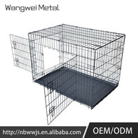 promotional price ex-factory price custom dog cage