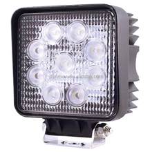 Good quality high power bright auto 27w led work light for car