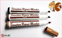 Wood furniture floor scratch repair restore fill touch up cover markers pens