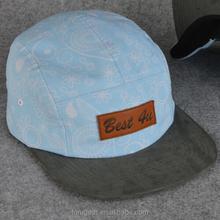 custom camper hat manufacture