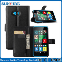 Flip cover case for nokia lumia 640, Wallet leather phone case for microsoft lumia 640 lte