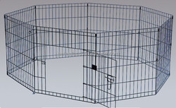 2015 High Quality Welded Wire New Folding Pet Pen Dog Pen Factory Direct Price