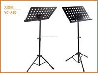 Heavy duty sheet music stand,Heavy duty tripod stand