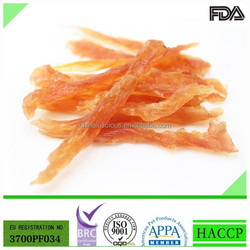 Smoked Chicken Strip OEM Pet Food