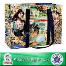 Lead Free Zipper PP Woven Jumbo Storage Bags