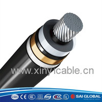0.6 - 1KV fire proof flame retardant UL listed high voltage power cable