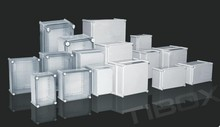 Industrial use distribution box type industrial instrument enclosures