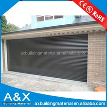 roller blind/electric roll up door/transparent rolling shutter