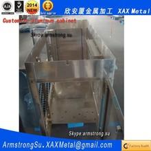 XAX720Alu OEM ODM customized conduit fuse aluminum panel cabinet