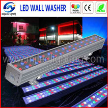 80 x 3w rgb outdoor ip65 DMX China factory led stage lighting effect