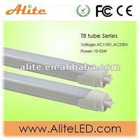 high lumen 600mm T8 LED Tube/auto dimmable t8 led tube