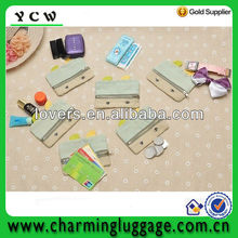 mini jute coin purse for present