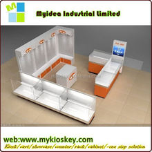 wholesale glass jewelry display case cabinet with factory price jewelry display window
