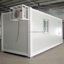 plastic mobile living house container for sale made of holypan