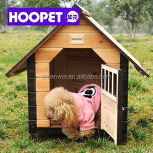 handmade wooden pet homes, size customized dog house