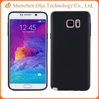 Colorful ultra clear soft silicone TPU case for Samsung galaxy note 5