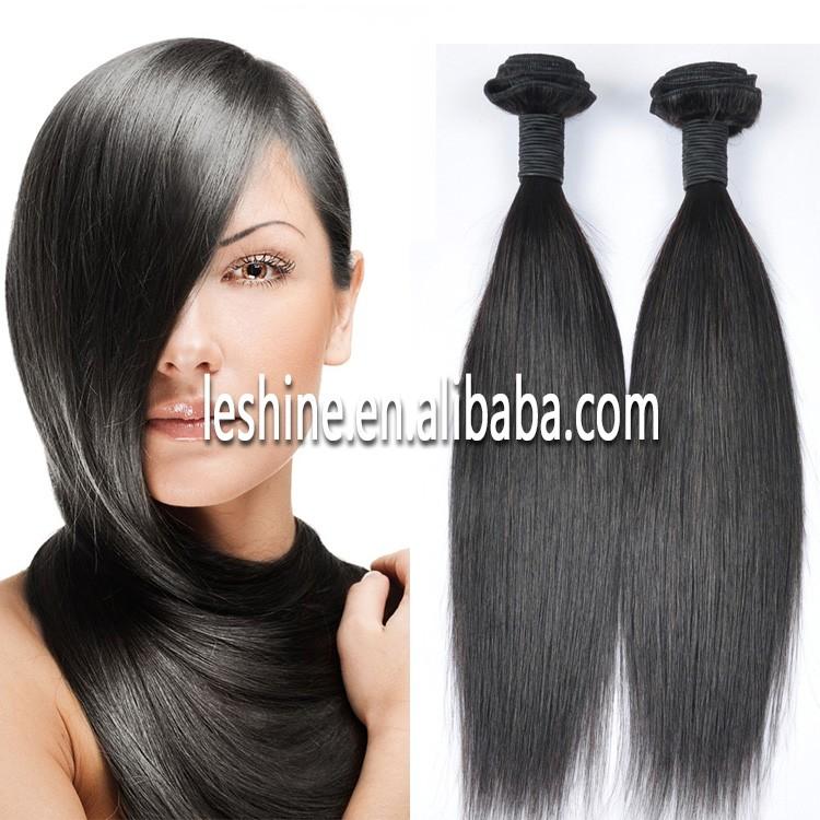 Fini épais Usine En Gros 7A 8A 9A Rock Prix Bas Brésilien Tissage de Cheveux Humains