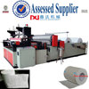 Full automatic household paper rewinding slitting toilet tissue convert machine
