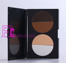 New style most popular customized face powder and eyeshadow