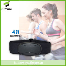 Fitcare hot selling heart rate monitor,Bluetooth heart rate monitor fitness tracker