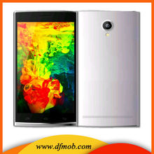 5.5 Inch QHD IPS Screen MTK6582 OEM Android 4.4 3G Dual SIM Mobile Phone L8