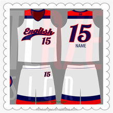 Super quality stylish australia basketball uniform