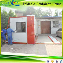 Enjoying Large Space Working Use Container Office