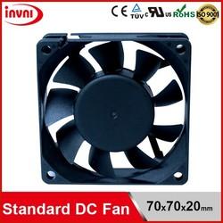 Standard SUNON Axial Flow DC Brushless Fan Motor 12V 70x70x20mm (EE70201S1-0000-A99)