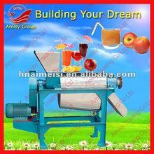 Haute qualité en acier inoxydable industrielle apple extracteur de jus