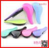 Fashion plastic handle detangle hair brush from YASHI BRUSH set