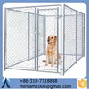 2015 Alibaba Supply Metal & steel& iron Folding Galvanised Dog Crate Dod carrier