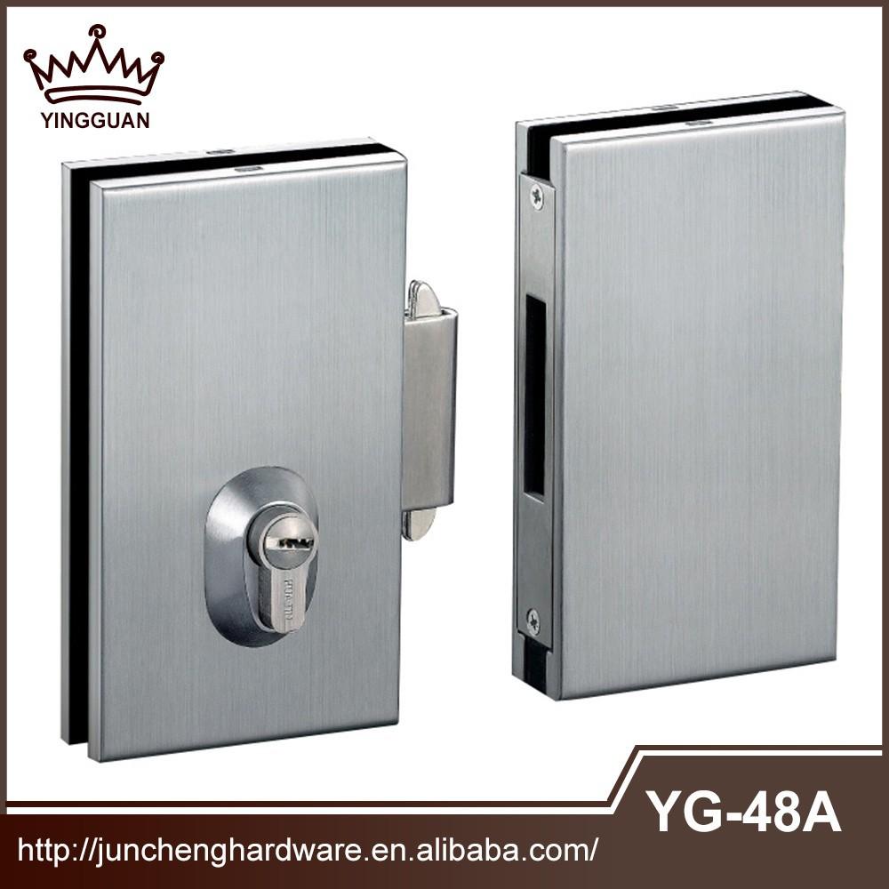 Sliding glass door key lock - Glass Door Hook Key Lock Buy Frameless Glass Door Lock Sliding Door
