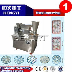 Factory price samosa machine for sale/Multifunctional frozen vegetable spring rol/304 stainless steel spring roll making machine