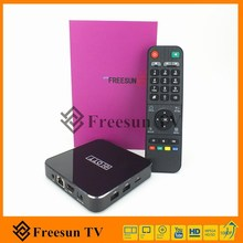 Hottest Astro channels malaysia tv box with malaysia / HK / TW / English channels including support Wifi and vod